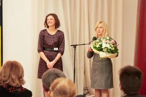 Katarzyna Mol-Wolf und Marianne Obermüller